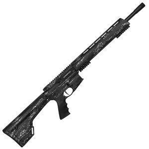 "Brenton USA Stalker Carbon Hunter .350 Legend AR-15 Semi Auto Rifle 18"" Barrel 5 Rounds Free Float Hand Guard Fixed Stock Midnight Camo Finish"