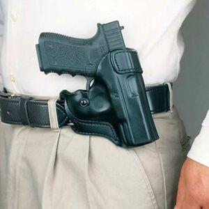 DeSantis Gunhide Sky Cop GLOCK 19, 26, 23, 27, 32, 33, 36 Belt Holster Right Hand Leather Black 068BAB6Z0
