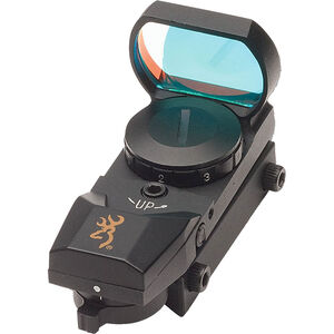 Browning Buck Mark Reflex Sight 4-Reticles Matte Black 1290230