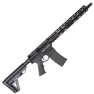 "ATI Omni Hybrid Maxx AR-15 5.56 NATO Semi Auto Rifle 16"" Barrel 30 Rounds KeyMod Hand Guard Carbine Alpha Collapsible Stock Matte Black Finish"