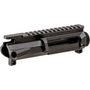 RISE Armament Ripper AR-15 Stripped Upper Receiver Flat Top Picatinny Rail Billet Aluminum Black