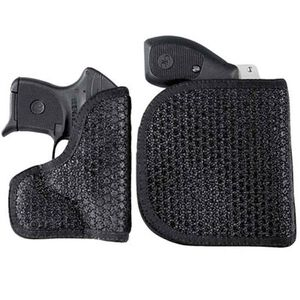 DeSantis Super Fly Pocket Holster For GLOCK 42 Ambidextrous Nylon Black M44BJY8Z0