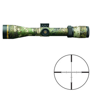 Leupold VX-6HD 2-12x42 Riflescope Illuminated Tri-MOA Reticle 30mm Tube .25 MOA Adjustments Second Focal Plane Aluminum Sitka SubAlpine Camo