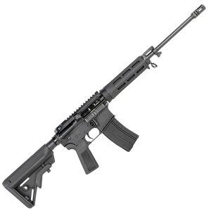 """Bushmaster QRC Pro AR-15 5.56 NATO Semi Auto Rifle 16"""" Barrel 30 Rounds B5 Systems Furniture Carbine Stock Matte Black Finish"""