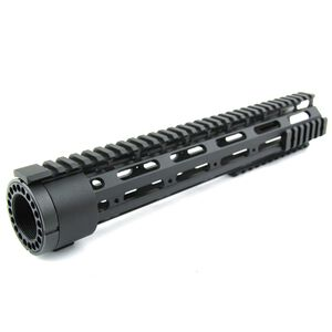 "TacFire AR-15 Free Float Handguard Detachable Rails 12"" Aluminum Black HG03-12"