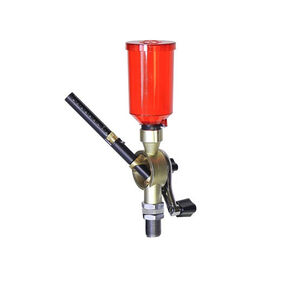 Lee Precision Deluxe Perfect Powder Measure Micrometer Metering Chamber Red