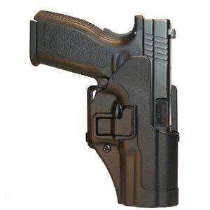 BLACKHAWK! SERPA CQC Springfield XD, XD(M) Holster Left Hand Black Matte Finish 410507BK-L