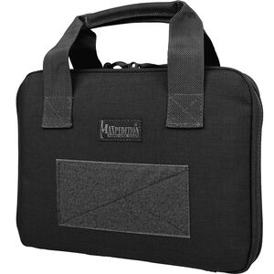 Maxpedition Hard Use Gear Pistol Case/Gun Rug 8 x 10 Inches Nylon Black