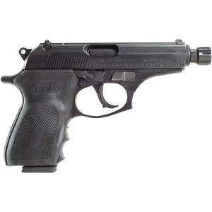 "Bersa Thunder 380 .380 ACP Semi Auto Pistol 4.25"" Threaded Barrel 8 Rounds Synthetic Grips Matte Black Finish"