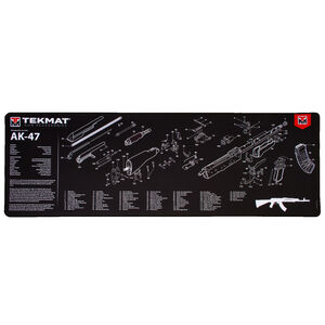 TekMat AK 47 Ultra Premium Gun Cleaning Mat Neoprene