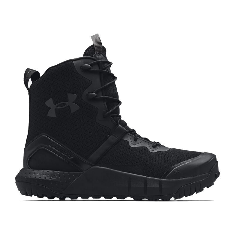Under Armour Men's UA Micro G Valsetz Wide (4E) Tactical Boots