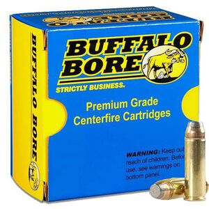 Buffalo Bore .454 Casull Ammunition 20 Rounds JFN 300 Grains 7B/20