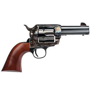 """Cimarron Frontier Revolver Pre-War Model .357 Mag 3-1/2"""" Barrel 6 Rounds Wood Grips Case Hardened Frame Standard Blue Finish"""