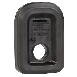 Magpul GL L-Plate For Magpul PMAG GL9 Magazines Durable Reinforced Polymer Overmolded Rubber 3 Pack Matte Black MAG567BLK