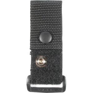 BLACKHAWK! Epaulet Microphone Carrier Nylon Black