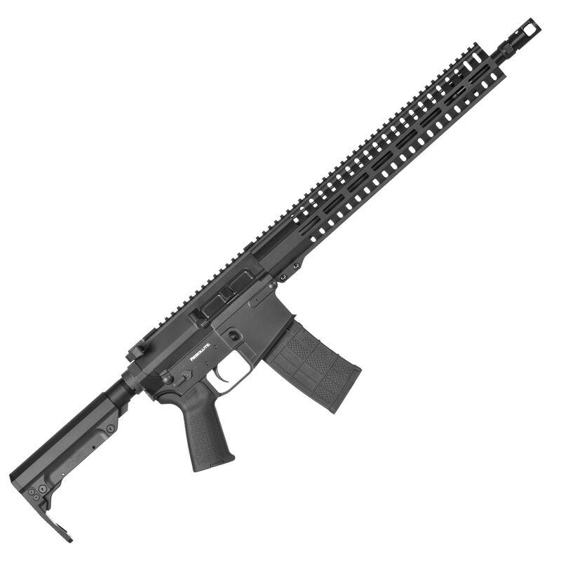 "CMMG Resolute 300 MKW-15 .458 SOCOM Semi Auto Rifle 16"" Barrel 10 Rounds RML15 M-LOK Hand Guard RipStock Graphite Black"