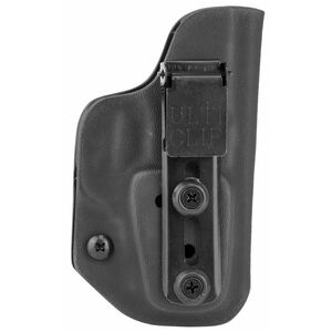 Flashbang Betty 2.0 Inside the Waistband Holster for S&W Bodyguard .380 With Laser Right Hand Draw Ulti-Clip Kydex Matte Black