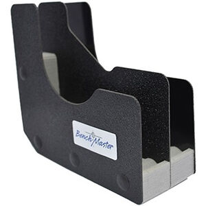 Benchmaster Two Concealed Carry Weapon Rack Black/Gray