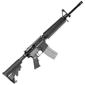 """Del-Ton Sierra 316H AR-15 Semi Auto Rifle 5.56 NATO 16"""" Barrel 30 Rounds Black"""