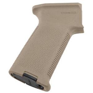 Magpul MOE AK Pistol Grip for AK47/AK74 Variants Basic Grip Cap Reinforced Polymer Flat Dark Earth MAG523-FDE