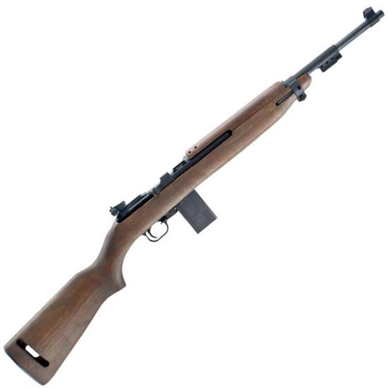 "Chiappa M1-22 Carbine .22 LR Semi Auto Rifle 18"" Barrel 10 Rounds M1 Style Sights Wood Stock Blued Finish"