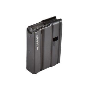 D&H Tactical AR-15 .458 Socom 4 Round Aluminum Magazine With D&H Black Follower Black Anodized