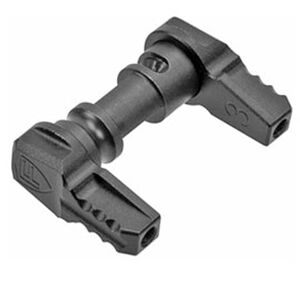 Fortis Manufacturing Super Sport SS Fifty AR-15 Ambidextrous Safety Selector 50/90 Degree Black Finish