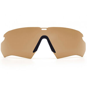 Eye Safety Systems Crossbow Replacement Lenses Hi-Def Bronze