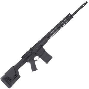 "ArmaLite AR-10 Series A SuperSASS Gen II 7.62x51 NATO Semi Auto Rifle 20"" Barrel 20 Round Magazine ArmaLite Gen II M-LOK Free Float Tube PRS Gen II Stock Matte Black"