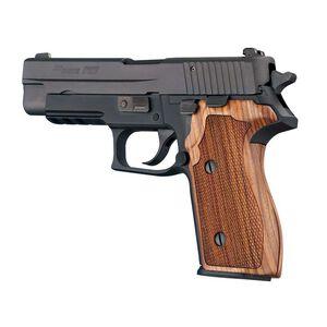Hogue SIG P227 DA/SA Custom Grip Pau Ferro Checkered 47361