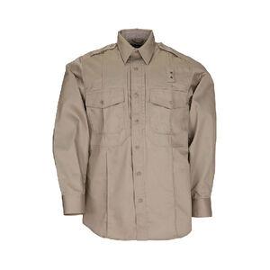5.11 Tactical PDU Twill Class B Long Sleeve Shirt XL Black