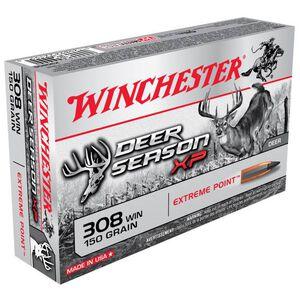 Winchester Deer Season XP .308 Winchester Ammunition 150 Grain Extreme Point Polymer Tip 2