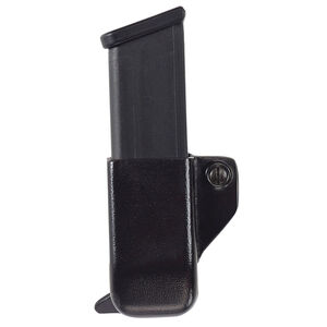 Galco Kydex Single Magazine Carrier Fits Double Stack 9mm/.40 Ambidextrous Polymer Black