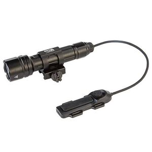 Delta Force RM-20 Weapon Light LED with Remote Switch, Aluminum Black