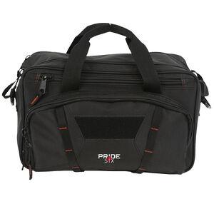 Allen Tac6 Tactical Sporter Range Bag Color Black