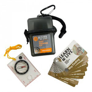 Ultimate Survival Technologies Learn & Live Wayfinding Kit 20-02752