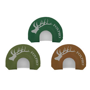 FoxPro The Herd Combo Elk Diaphragm Calls