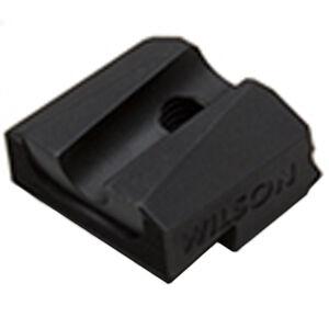 "Wilson Combat Beretta 92/96 Battlesight Rear Sight with Serrated Blade Standard .270"" Height Black Finish 630"
