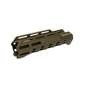 Strike Industries Valor Of Action M-LOK Handguard For Mossberg 500 FDE SI-VOA-M500HG-FDE