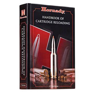 Hornady Handbook of Cartridge Reloading: 9th Edition Steve Johnson 900+ Pages Hardback 99239