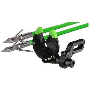 TRUGLO EZ REST Bowfishing Kit Two Speed Shot Arrows