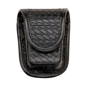Bianchi 7915 Pager Glove Pouch Chrome Snap Accumold Basket Black 22117