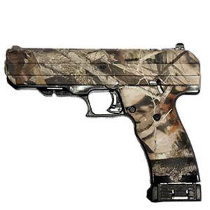"Hi-Point .45 ACP Semi Auto Pistol 4.5"" Barrel 9 Rounds Woodland Camo"