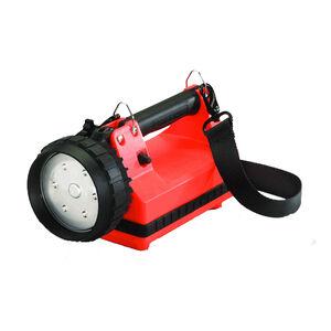 Streamlight E-Flood LiteBox Flood Light White LED 615 Lumen Rechargeable Battery Orange