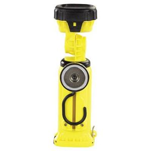 Streamlight Knucklehead C4 LED Flashlight 200 Lumen Rechargeable Battery AC/DC Charger Click Switch Polymer Body Yellow 90627