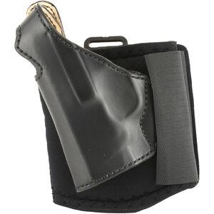 DeSantis Die Hard Ankle Holster S&W Bodyguard .380 Left Hand Black 014PDU7Z0