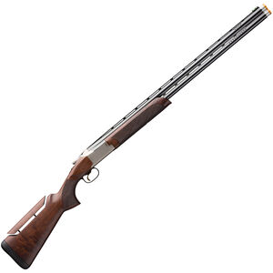 "Browning Citori 725 Sporting Adjustable Over/Under Shotgun 12 Gauge 30"" Barrel 3"" Chamber Oil Gloss Walnut Stock Silver Nitride Finish"