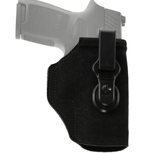 Galco Tuck-N-Go 2.0 Holster IWB Fits GLOCK 17/22/31 and Similar Ambidextrous Leather Black