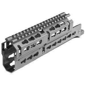 AIM Sports AK-47 Keymod Handguard Medium Aluminum Black MKAK03