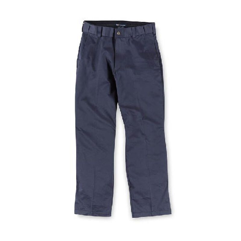 """5.11 Tactical Men's Twill Company Pant 28""""x30"""" Fire Navy"""